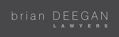 Brian Deegan Lawyers Logo